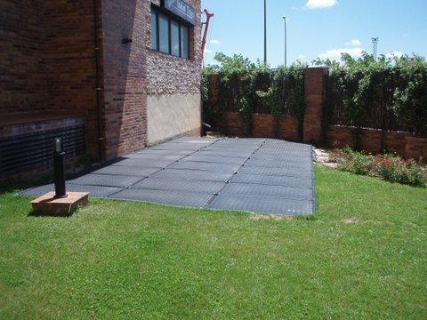 Cu nto cuesta un sistema de paneles solares para calentar for Calentar agua piscina
