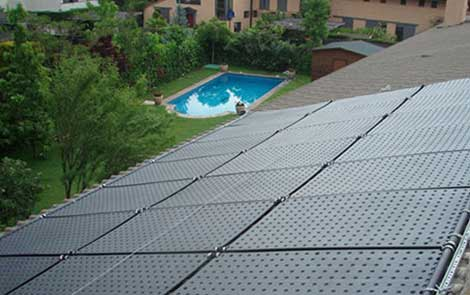 Panel solar oku oku paneles solares para piscinas for Piscina solares