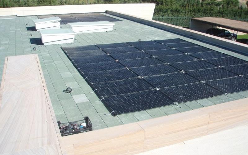 Instalaciones oku oku paneles solares para piscinas for Camping con piscina cubierta