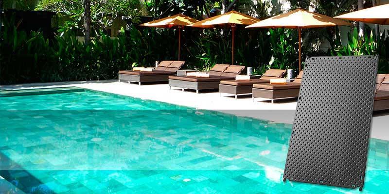 Oku paneles solares para piscinas for Piscina solares